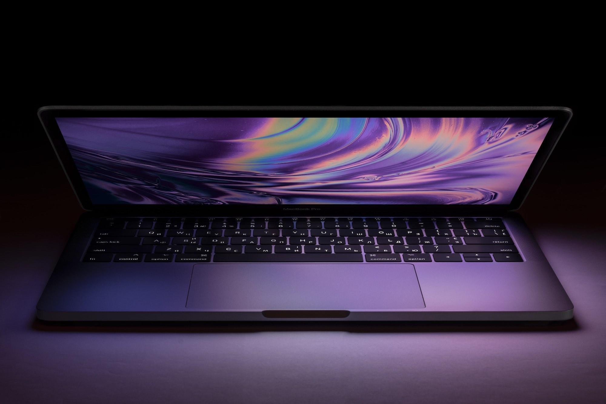 إصدار أبل المحدّث من جهاز MacBook Pro