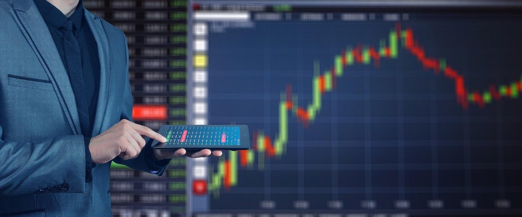 تدوال الأسهم والعملات