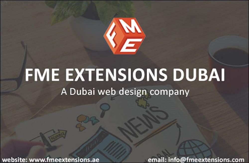 FMEExtensions - شركة تصميم مواقع الويب المهنية في دبي