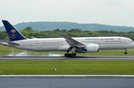 """توجت """"السعودية"""" كأفضل شركة طيران في العالم في عام ٢٠٢١"""